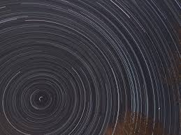 polaris star star trails adirondack astronomy