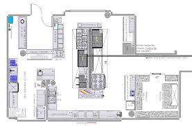 layout plan cruise ship deck skeleton bhg floor building plans