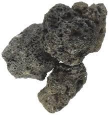 amazon com pleasant hearth lvr100 lava rock 5 lb home u0026 kitchen