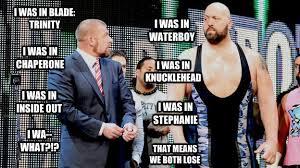 Waterboy Meme - the meme event wwe smackdown 9 6 13 wrestlecrap the very
