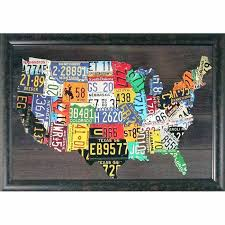 usa map wall s wooden united states map wall bearister me