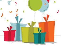gift card print happy birthday presents