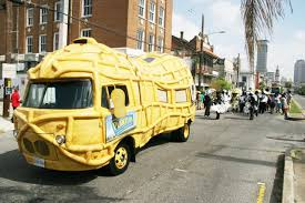 Planters Peanuts Commercial by Planters Nutmobile A Peanut Shaped Vehicle Helps Mr Peanut Tour