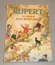 golden age 1938 1955 rupert annuals ebay