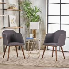 Dining Chairs With Arms Wayfair - Dining chairs in living room