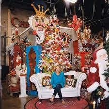 gingerbread themed christmas tree christmas lights decoration
