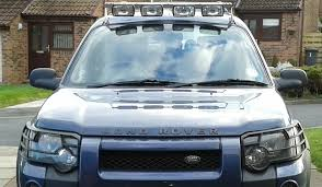 land rover safari roof freelander light bar for roof landyzone land rover forum