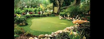 Building A Backyard Putting Green Custom Golf Putting Greens Precision Sports Albany Ny Used Golf