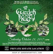 the garden party 2017 tickets sat nov 4 2017 at 12 00 pm