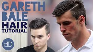 gareth bale hairstyle gareth bale hairstyle men s hairstyles how to dredrexler