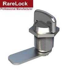 rarelock christmas supplies keyless handle cabinet cam lock for
