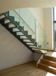 modern interior stair railing kits ideas for interior stair