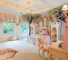 Princess Bedroom Ideas Castle Inspired Bed Frame For Classic Princess Themed Bedroom