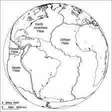 World Map Of Continents And Oceans To Label by Asia Coloring Page Teach Your Child The Basics Of World Geography