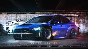 subaru drift wallpaper artstation subaru drift missile matija keser