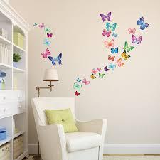 best 25 butterfly wall stickers ideas on butterfly