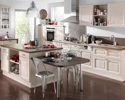 lapeyre cuisine bistrot cuisine bleue et blanche 4 ilot de cuisine bistro de lapeyre