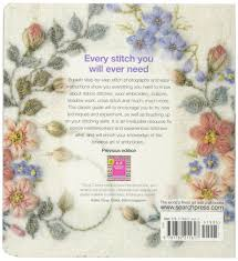 a z of embroidery stitches search press classics a z of