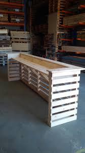 Pallet Furniture Outdoor Bar Pallet Bar 30 Best Picket Pallet Bar Diy Ideas For Your Home