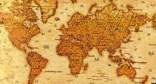 Real World Map by Google Maps April Fools U0027 Day 2013 Search For Captain Kidd U0027s Long