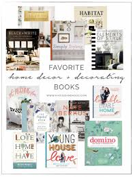 Decorating with Books & My Favorite Decor Books Hello Allison