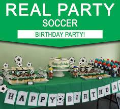 soccer party ideas soccer party ideas simonemadeit