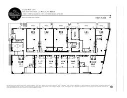 beacon lofts dtla floor plans