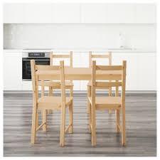 ingo ikea hack ingoivar table and 4 chairs pine 120 cm ikea ikea ingo table as desk