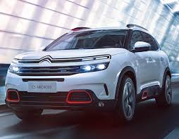 crossover cars 2017 citroen c5 aircross new suv revealed at shanghai motor show 2017