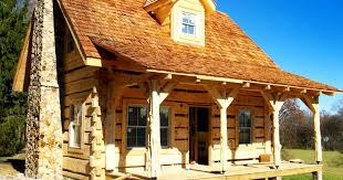 805 square foot cataloochee cabin is a rustic dream come true