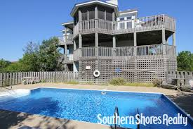 Corolla Beach House by Triple Play Southern Shores Realty