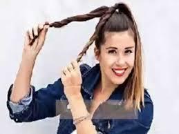 tutorial rambut wanita tutorial rambut wanita gaya sanggul modern youtube
