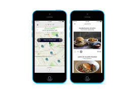 delivery service app ubereats food delivery service in ten minutes