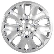 ford fusion hubcap 2010 ford fusion chrome wheel skins covers wheelcovercity com