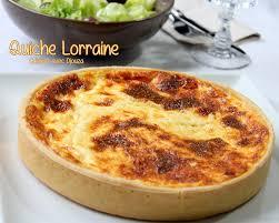 cuisiner une quiche quiche lorraine de cyril lignac recettes faciles recettes rapides