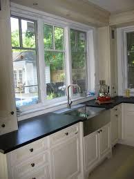 Kitchen Bay Window Ideas Bay Window Above Kitchen Sink