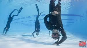 review intermediate freediving course with ted harty and