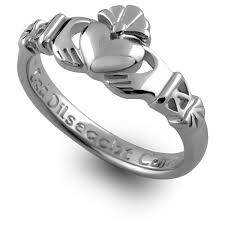 promise rings for meaning silver claddagh ring ls promise2