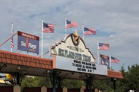 Dallas Texas Six Flags Six Flags Only Flying U S Flags Now Wfaa Com