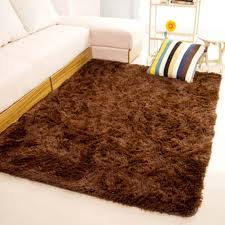 Modern Contemporary Area Rugs Modern Design Fluffy Carpet Rugs Anti Skiding Shaggy Area Rug