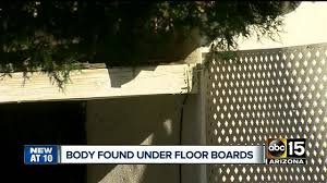 two bodies found buried in backyard of phoenixhome youtube