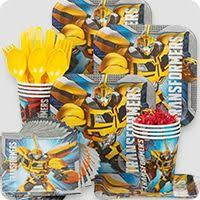 transformers party decorations transformers birthday party decorations supplies and ideas