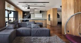 Designed For A Young Couple This Modern Interior Design Offers - Modern interior design blog