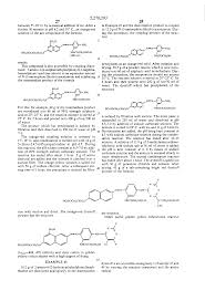 patent us5278293 azo dyestuffs and intermediate products for