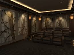 Designing A Home Theater  Cool Home Theater Design Ideas - Home theater design