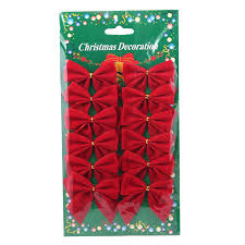amazon com 12 pcs mini 6cm christmas charms decoration ornaments