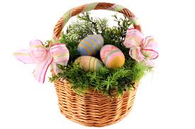 basket easter easter basket