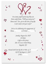 engagement invitation quotes engagement party invitation wording engagement invitations