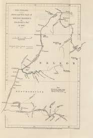 West Coast United States Map by Maps From The Journal Of The Royal Geographical Society Of London