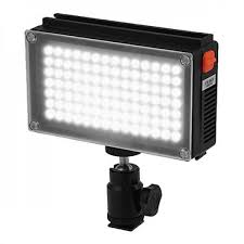 sony hvl le1 handycam camcorder light glanz va led 98a video light ted s cameras